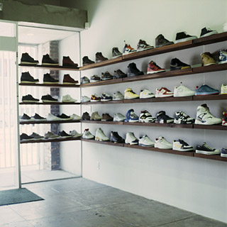 shoe stores